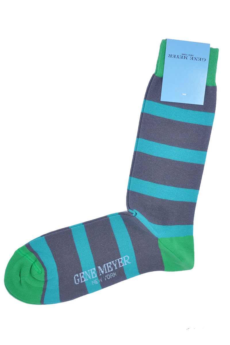 Gene Meyer Socks Made in Italy